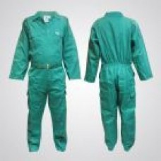 Coverall/Pant-Shirt,Green,GSF